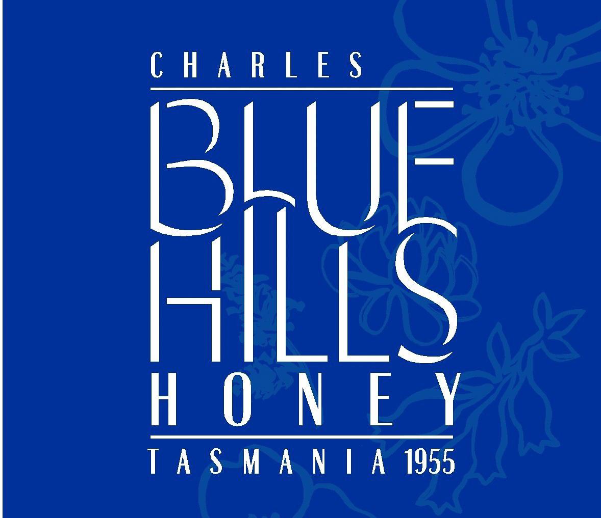 Blue Hills Honey Logo